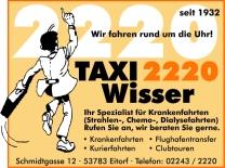 Taxi Wisser