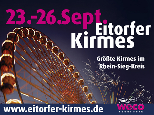 Eitorfer Kirmes 2016